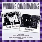 DEEP PURPLE Winning Combinations: Deep Purple And Rainbow album cover