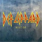 DEF LEPPARD Best Of Def Leppard album cover