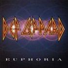DEF LEPPARD Euphoria album cover
