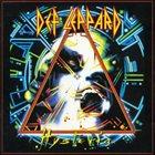 DEF LEPPARD Hysteria album cover