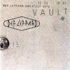DEF LEPPARD Vault: Greatest Hits 1980-1995 album cover