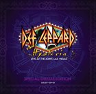 DEF LEPPARD Viva! Hysteria: Live At The Joint Las Vegas album cover