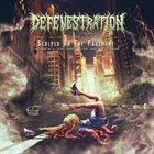 DEFENESTRATION Scalped On The Pavement album cover