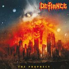 DEFIANCE The Prophecy album cover