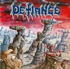 DEFIANCE Void Terra Firma album cover
