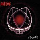 DEICIDE Legion album cover