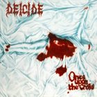 DEICIDE Once Upon the Cross album cover