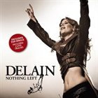DELAIN Nothing Left album cover