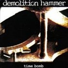 DEMOLITION HAMMER Time Bomb album cover