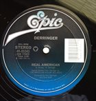 DERRINGER Grab Them Cakes / Real American album cover