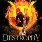 DESTROPHY Destrophy album cover