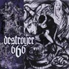 DESTRÖYER 666 King of Kings - Lord of the wild album cover