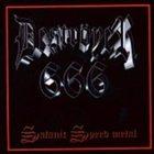 DESTRÖYER 666 Satanic Speed Metal album cover