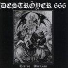 DESTRÖYER 666 Terror Abraxas album cover