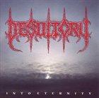 DESULTORY Into Eternity album cover