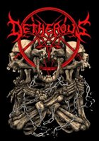 DETHEROUS Live At Distortion album cover