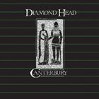 DIAMOND HEAD Canterbury album cover