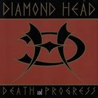 DIAMOND HEAD Death & Progress album cover