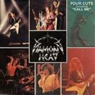 DIAMOND HEAD Four Cuts album cover