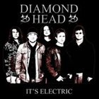 DIAMOND HEAD It's Electric album cover