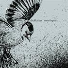 DICKKICKER Somniloquent album cover