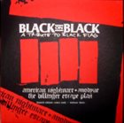 THE DILLINGER ESCAPE PLAN Black On Black: A Tribute To Black Flag - Volume Three album cover