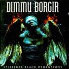 DIMMU BORGIR Spiritual Black Dimensions album cover