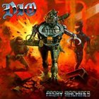 DIO Angry Machines album cover