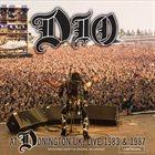 DIO Dio at Donington UK: Live 1983 & 1987 album cover
