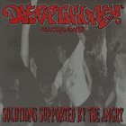 DISEPTIKONS Solutions Supported By The Angry album cover