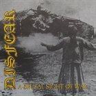 DISFEAR A Brutal Sight Of War album cover