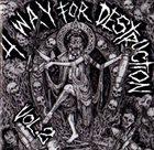 DISGUST 4 Way For Destruction Vol. 2 album cover