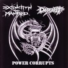 DISGUST Power Corrupts album cover