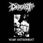 DISGUST War Deterrent album cover