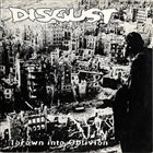 DISGUST Thrown Into Oblivion album cover