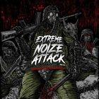DISHARMONIC ORCHESTRA Extreme Noize Attack Vol. 01 album cover