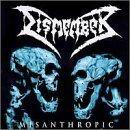 DISMEMBER Misanthropic album cover