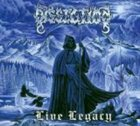 DISSECTION Live Legacy album cover