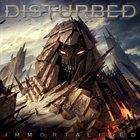DISTURBED Immortalized album cover