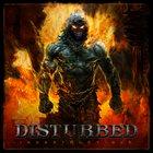 DISTURBED Indestructible album cover