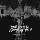DOCTOR LIVINGSTONE Contemptus Saeculi album cover