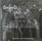 DODSFERD Doom and Destroy album cover