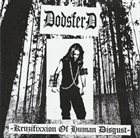 DODSFERD Kruzifixxion of Human Disgust album cover