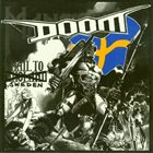 DOOM Hail to Sweden album cover