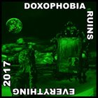 DOXOPHOBIA Ruins Everything 2017 album cover