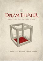 DREAM THEATER — Breaking The Fourth Wall album cover