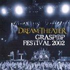 DREAM THEATER Graspop Festival 2002 (International Fan Club CD 2003) album cover