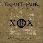 DREAM THEATER Score: 20th Anniversary World Tour album cover