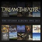 DREAM THEATER The Studio Albums 1992-2011 album cover