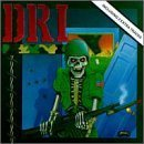 D.R.I. Dirty Rotten LP Album Cover